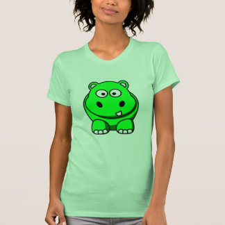 Hippo Green Shirts
