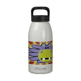 Hippo Hand Reusable Water Bottle