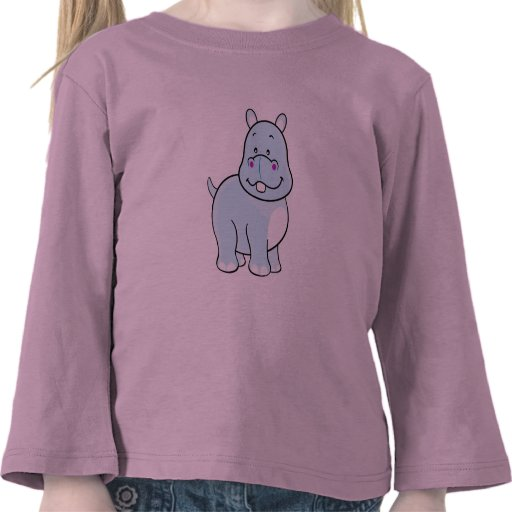 Hippo kid T-shirt