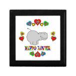 Hippo Lover Jewelry Box