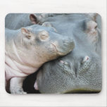 Hippo Mouse Mats