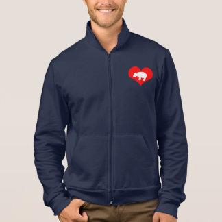 Hippo My Heart Jacket