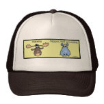 Hippo-not-a-moose! Hats