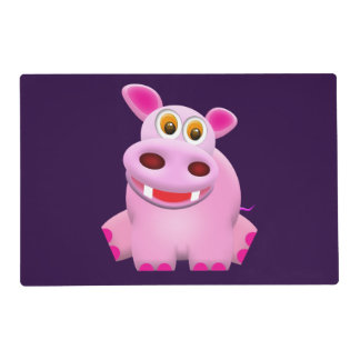 Hippo Placemat