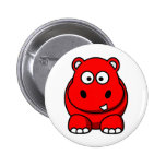 Hippo Red Buttons