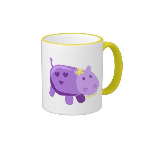 Hippo Ringer Mug