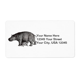 Hippo Shipping Labels