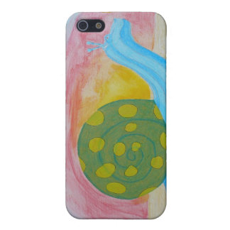 Hippo-Snail iPhone 4 Speck Case iPhone 5 Cover
