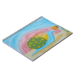 Hippo-Snail Notebook