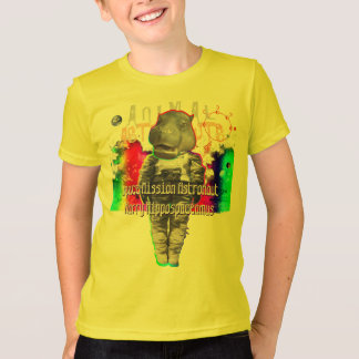 Hippo Space Mission Astronaut T-Shirt