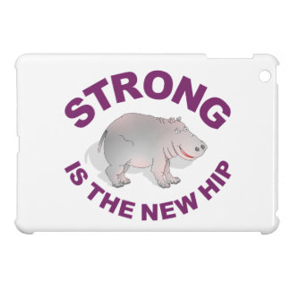 Hippo, strong is the new hip iPad mini cover