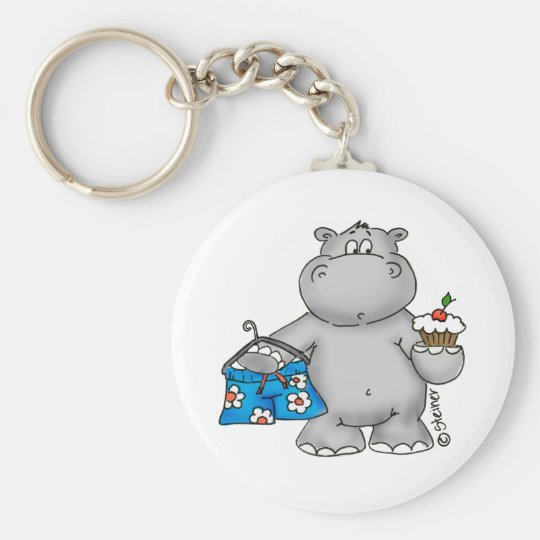 Hippo_Summer_Conflict.png Keychain