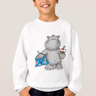 Hippo_Summer_Conflict.png Sweatshirt