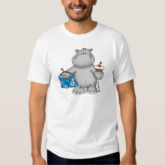 Hippo_Summer_Conflict.png T-Shirt