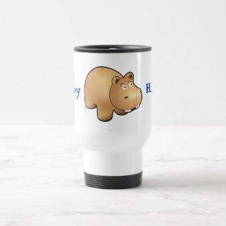 Hippo Travel Mug