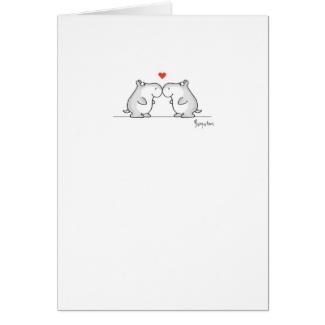 HIPPO VALENTINE'S DAY Valentines by Boynton