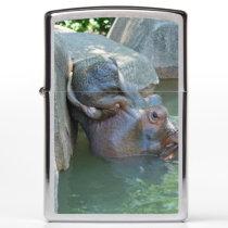 Hippo Zippo lighter