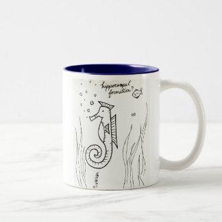 Hippocampal Formation mug