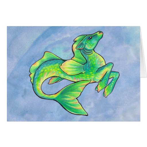 Hippocampus Card