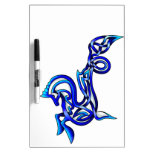 Hippocampus Dry Erase Whiteboard