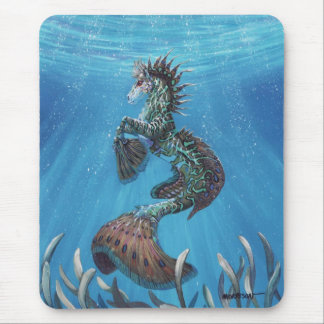 HIPPOCAMPUS MOUSE PAD
