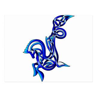 Hippocampus Post Card