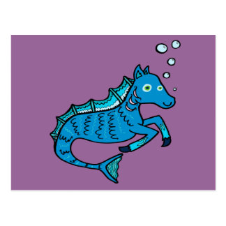 Hippocampus Post Cards