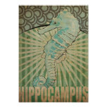 Hippocampus Posters