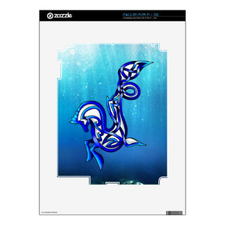 Hippocampus Skin For The iPad 2