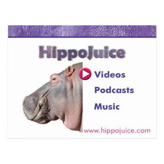 HippoCard Postcard