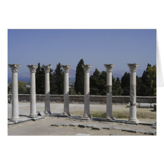 Hippocrates Asclepion Card
