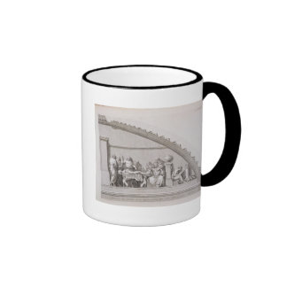 Hippocrates (c.460 BC-c.377 BC) Teaching, from 'A Ringer Mug