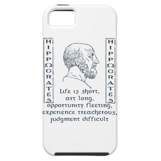 Hippocrates iPhone SE/5/5s Case
