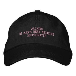 HIPPOCRATES QUOTE - HAT
