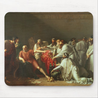 Hippocrates  Refusing the Gifts of Artaxerxes I Mouse Pad