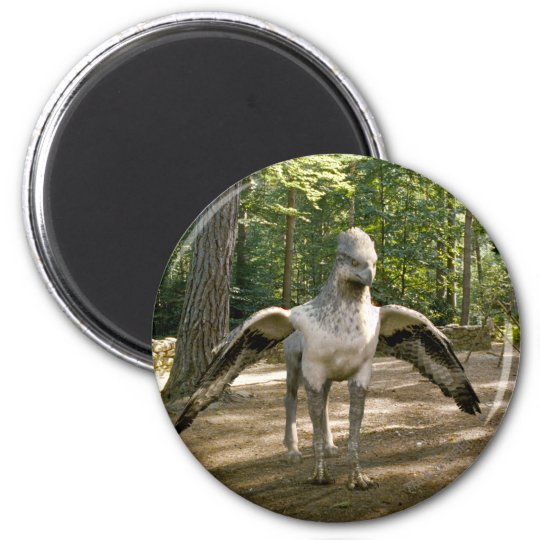 Hippogriff Magnet