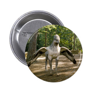 Hippogriff Pinback Button
