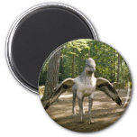 Hippogriff Refrigerator Magnet