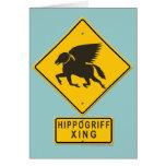 Hippogriff XING Felicitación