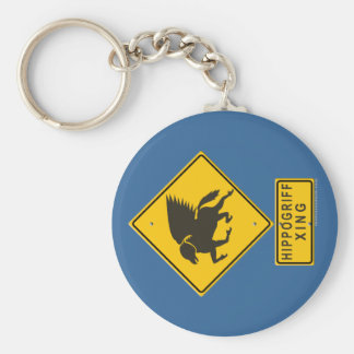 Hippogriff XING Key Chain