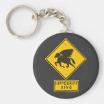 Hippogriff XING Keychains