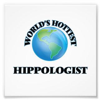 Hippologist más caliente del mundo fotografía
