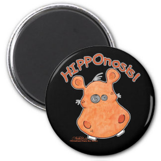 ¡HIPPOnosis! Iman Para Frigorífico
