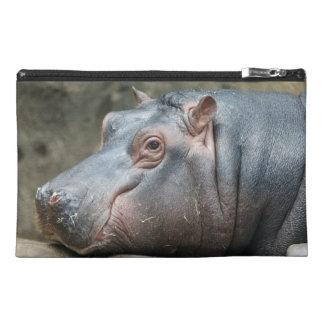 Hippopotamus accessory bags