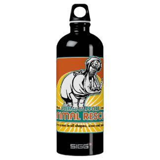 Hippopotamus animal del rescate