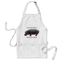 Hippopotamus Apron
