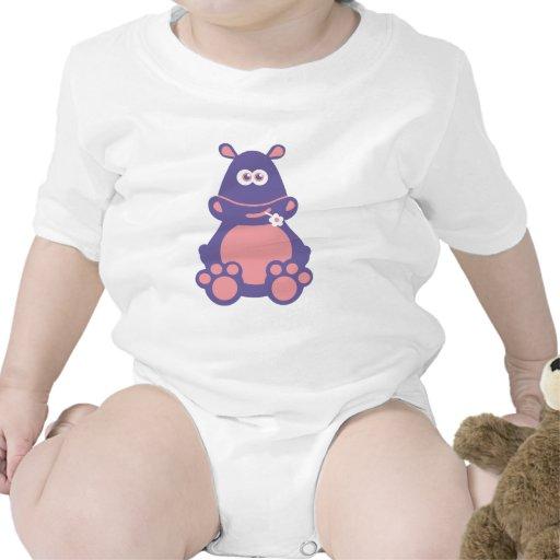 Hippopotamus Camiseta