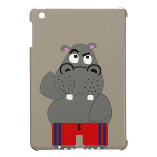 Hippopotamus Case For The iPad Mini