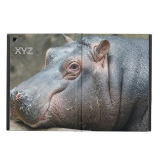 Hippopotamus custom cases iPad air covers