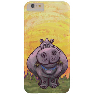 Hippopotamus Electronics Barely There iPhone 6 Plus Case